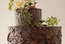 Cakes / by Pauline Clarke