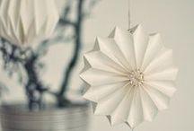 Weihnachtsdekoration | Christmas decoration / Oh du fröhliche, oh du selige, gnadenbringende Weihnachtszeit - alles was sie schöner macht. Selbstgebastelt, dekoriert ...