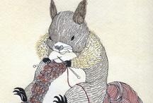 Knitting / by Gr