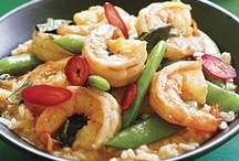 Recipes To Try - Fish & Seafood / by Angela Woods