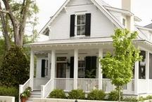 beautiful homes / by Katrina Gilbert