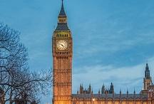 London / by Brenda Raleigh