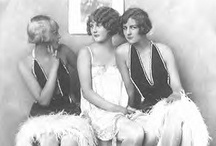 The 1920s / Prosperity, technology, jazz, art deco, glamour, a break with the old ways, and a new woman with the power to vote. New York City, Paris, Berlin, and London banish the gloom of WWI.