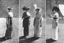 "Fashion 1910s - Anna Blanc's Closet / ""To Anna, fashion was a sacrament."""