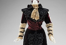 "Fashion 1880 to 1900 / ""To Anna, fashion was a sacrament."" From ""The Secret Life of Anna Blanc,"" by Jennifer Kincheloe."