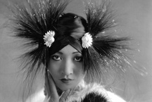 Portraits 1920s / Famous and anonymous people from the Jazz Age.