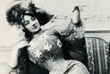 Actors, singers, dancers, 1900 to 1920 / For free books from the early 20th c, previews of upcoming books, and more fun stuff, sign up for my mailing list at www.jenniferkincheloe.com