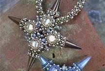 beadwork - twin, superduo, spike
