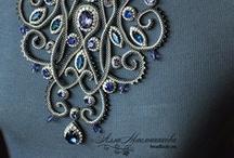 beadwork - necklake