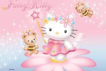 Hello kitty / by Bobbi Meister