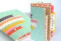 DIY aus Papier | DIY with paper / Ich bastel so gerne mit Papier und hier sind meine Ideen.