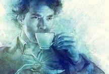 Sherlock/Benedict / by Betsy Loftin