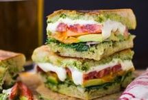 Sandwich Recipes / Sandwiches Galore! Enjoy our favorite recipes.  / by foodgawker
