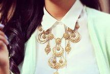 Pretty jewels, embellishments, trinkets and treasure