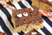 Halloween / Recipes and Decorating Ideas