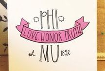 this is hΦw we Mu it. / by Sydney Malone