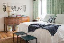 Chambres à coucher / Découvrez nos meilleures chambres à coucher, aussi jolies que reposantes. Laissez-vous inspirer par nos nombreuses galeries photos et aménagez la chambre à coucher de vos rêves, pour une bonne nuit de sommeil.