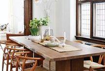 Salles à manger / Des idées de décoration tendance pour la salle à manger. Découvrez nos plus beaux styles et nos meilleures idées de décoration pour la salle à manger.