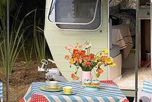 Glamping / The right way to go camping!