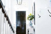 Entrées & vestibules / Des idées de décoration pour les entrées et les vestibules. Créez-vous une entrée à la fois belle et pratique!