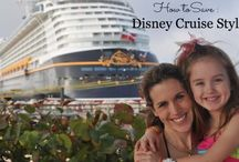 Disney cruise / by Bobbi Meister