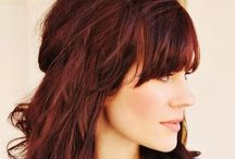 Red Hair Trends 2014 / So many reds to choose from!