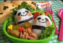 Kochen für Kinder | Lunch for kids / Kinder mögen Essen mit Gesicht (glaub ich), deshalb sammle ich hier viele Ideen.