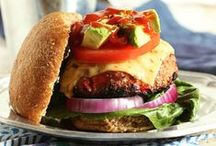 Burgers / by The Suburban Soapbox