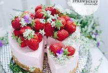 Cheesecake / Ich liebe Cheesecakes