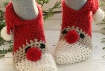 Crocheted Christmas!!!