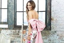 HBD SJP! / Happy birthday to everyone's favorite, Sarah Jessica Parker! See how her bold fashion choices inspire us... / by Emilie M. Handbags