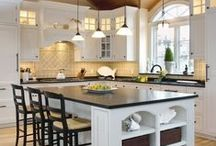 Kitchen Inspiration / Ideas and images to help inspire your dream kitchen.