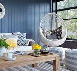 Vie de chalet / Des idées de décoration pour le chalet. Inspirez-vous de nos meilleurs photos de chalet pour rafraîchir votre destination vacances!