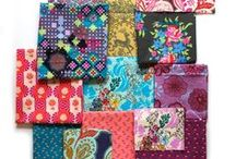 Fabric Love / by Rachel Hauser