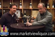 Our Wine Videos / Each week we post a brand new tasting video highlighting everything that's exciting and trending in the world of wine. / by Marketview Liquor