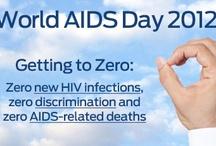 World AIDS Day / by POZ Magazine