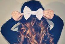 Get ya hair did / by Bailee Fox