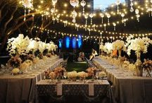 The Big Day / Beautiful wedding ideas. / by Bailee Fox