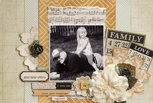 Layouts-Heritage / by Peggy Bush