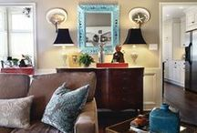 Living Rooms / by VintageKC Magazine