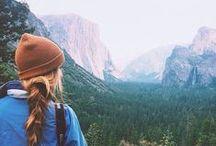 A D V E N T U R E / Oh darling lets be adventurous  / by Rebekah Schmidt