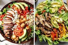 Healthy Recipes / It is important for athletes to have a balanced diet full of all the right nutrients. These healthy recipes will help point you in the right direction.