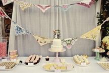 Wedding: Bridal Tea Party Ideas