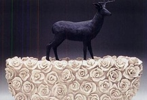 Ceramic & 3D Sculpture / Interesting ceramic pieces with the occasional textile or mixed media / by Alicia Stamm