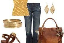 DENIM / Dressing up good old denim, jeans.