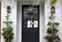 Front door/Entry / by April Radcliff-Caraher