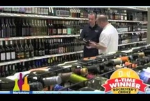 Our TV Spots / Follow along with our local TV commercials to learn more about us! / by Marketview Liquor