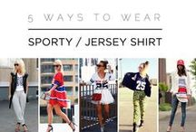 5 Ways to Wear... / Every week we bring to you ideas on the multiple ways to fashionably wear that one article of clothing, accessory, and more!