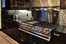 Bitchin Kitchen / Badass kitchens that I love as ideas for my future home