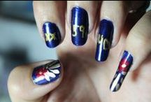 My Nails & Designs I want to try / by LadyJai Dement